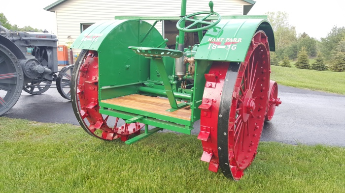 tractors completed 030
