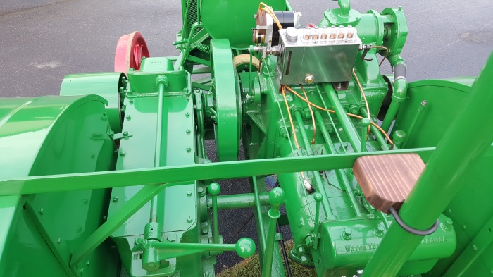 tractors completed 041